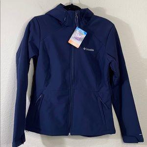 Columbia Alpine Fir Fleece Softshell Jacket